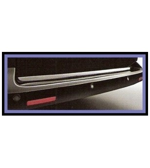 VW Transporter T4 -2003 UNDER REAR TRUNK LID STEEL - rvs - 3508290086 - RVS / Chrome accessoires - Unspecified