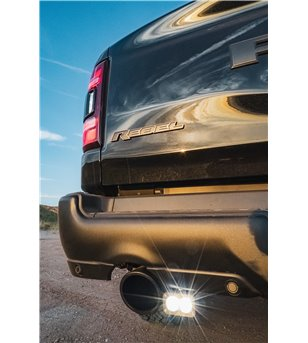 RAM Rebel 1500 2019- Baja Designs Dual S2 Reverse Kit - 448027 - Verlichting - Baja Designs S2 - Verstralershop