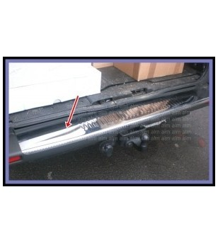 VW Transporter T4 -2003 BUFFER SILL PANEL STEEL - rvs - 3512290018 - RVS / Chrome accessoires - Unspecified