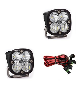 Baja Designs Squadron Sport - Pair Driving- Combo LED - 557803 - Lighting - Baja Designs Squadron Sport - Verstralershop