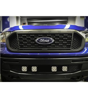 Ford Ranger 19- Baja Designs Grille Kits LED - Squadron Pro - 447610 - Verlichting - Baja Designs Vehicle Specific Kits - Verstr