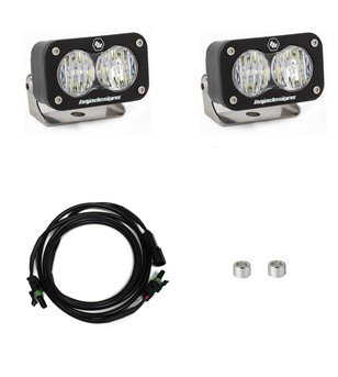 Ford Raptor 17+ Baja Designs S2 Reverse Kit - S2 Sport LED Wide Cornering