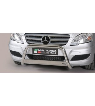 Mercedes Vito/Viano 2010+ Medium Bar EU - EC/MED/344/IX - Bullbar / Lightbar / Bumperbar - Unspecified