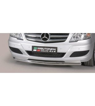 Mercedes Vito/Viano 2010+ Large Bar - LARGE/344/IX - Bullbar / Lightbar / Bumperbar - Unspecified - Verstralershop