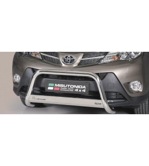 Toyota Rav4 2013- Medium Bar EU - EC/MED/345/IX - Bullbar / Lightbar / Bumperbar - Unspecified