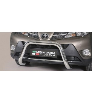 Toyota Rav4 2013- Super Bar EU - EC/SB/345/IX - Bullbar / Lightbar / Bumperbar - Unspecified