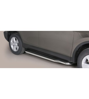 Toyota Rav4 2013- Side Steps - P/345/IX - Sidebar / Sidestep - Unspecified