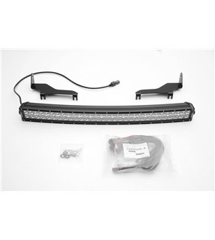 Ford Raptor 2017+ Front Bumper Top LED Kit