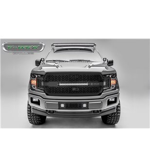 "Ford F150 2018- ZROADZ Grille incl 20"" Led (F150 w. cam) - Z315811 - Grille - Zroadz Led Grilles - Verstralershop"