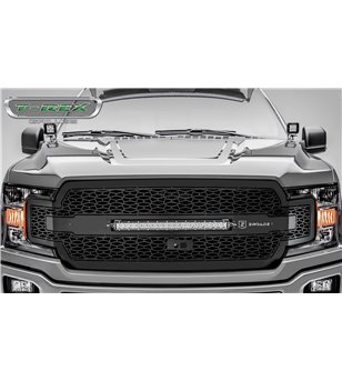 "Ford F150 2018- ZROADZ Grille incl 20"" Led (F150 w. cam)"