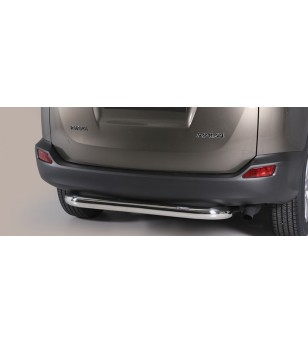 Toyota Rav4 2013- Rear Protection