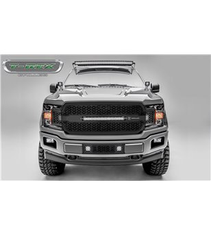 "Ford F150 2018- ZROADZ Grille incl 20"" Led"