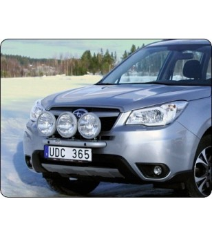 Subaru Forester 2013- Q-Light/3 lightbar - Q900239 - Bullbar / Lightbar / Bumperbar - QPAX Q-Light