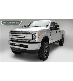 "Ford Super Duty 2017- Torch AL Grille incl 30"" Led (SD w cam)"