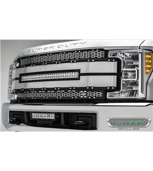 """Ford Super Duty 2017- Torch AL Grille incl 30"""" Led"""