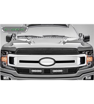 "Ford F150 2018- Laser Torch Grille incl 2x 6"" Led (Lariat, XLT)"