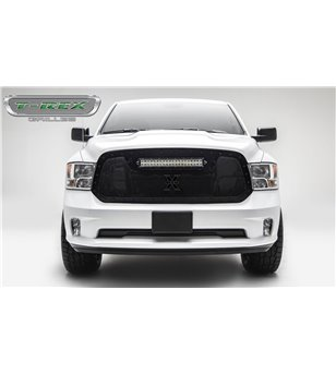 "RAM 1500 2013-2018 Torch Grille incl 20"" Led - 6314541-BR - Grille - Verstralershop"