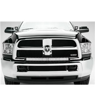 "RAM 2500 3500 2010-2019 Front Bumper Top LED kit incl 30"" Led - Z324522-KIT - Grille - Verstralershop"