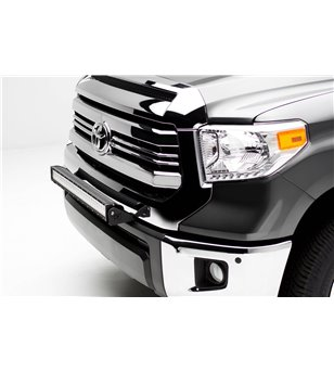 "Toyota Tundra 2014- Front Bumper Top LED incl 30"" Led - Z329641-KIT - Grille - Zroadz Led Kit Packages - Verstralershop"