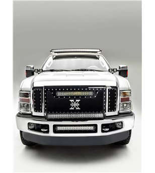 "Ford Super Duty 2008-2010 Front Bumper Top LED Kit incl 30"" Led"