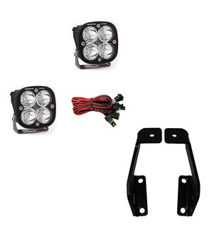 Ford Raptor 10-14 - Baja Designs A-Pillar Kit Sport - 447573 - Lighting - Baja Designs Vehicle Specific Kits - Verstralershop