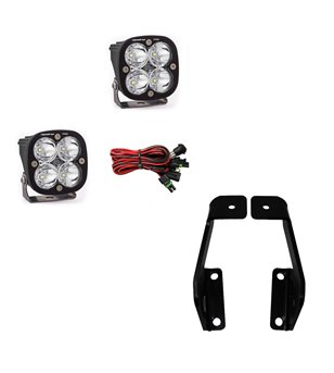 Ford Raptor 10-14 - Baja Designs A-Pillar Kit Pro - 447574 - Lighting - Baja Designs Vehicle Specific Kits - Verstralershop