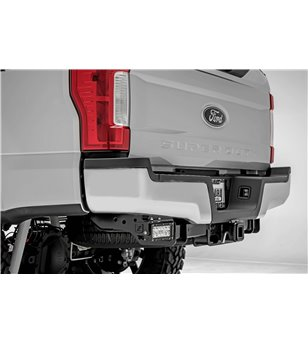 "Ford Super Duty 2017- Rear Bumper LED Kit - incl 2x 6"" led"
