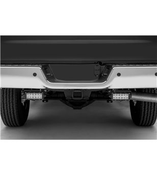 "RAM 1500 2010-2018 Rear Bumper LED Kit incl 2x 6"" Led"