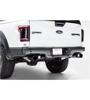 "Ford Raptor 2017+ Rear Bumper LED Kit incl 2x 3"" Led - Z385651-KIT - Other accessories - Zroadz Led Grilles - Verstralershop"