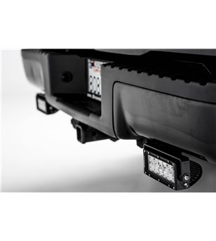 "Ford F150 2009-2014 Rear Bumper LED Kit incl 2x 6"" Led"