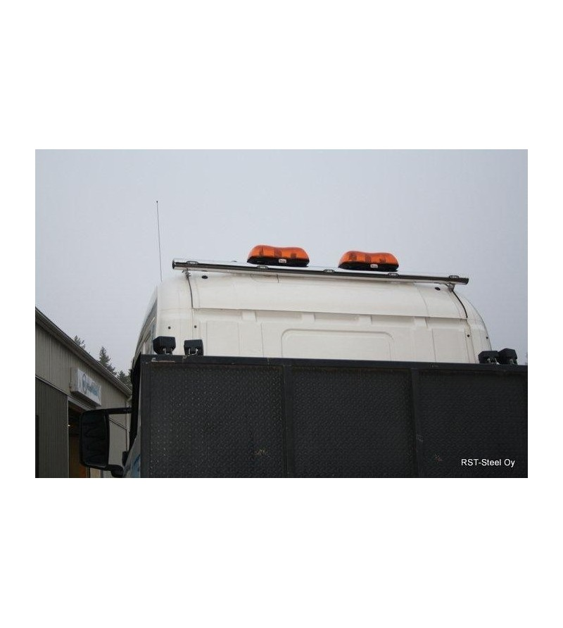Scania R - serie Roofbar Rear Highline/Normal cab - 1006 - Rearbar / Opstap - Unspecified - Verstralershop