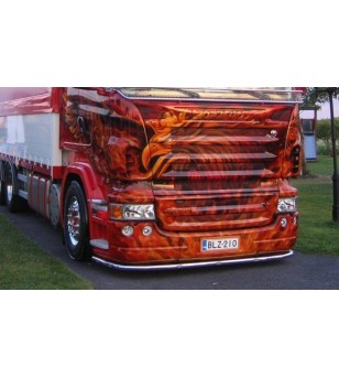 Scania R - serie Bumper Bar Lage bumper - 100193 - Bullbar / Lightbar / Bumperbar - Unspecified