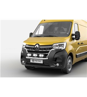 RENAULT MASTER 19+ H-BAR Lightbar-3