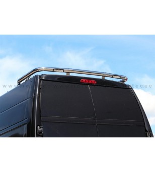 RENAULT MASTER 19- Roofbar rear, integrated leds