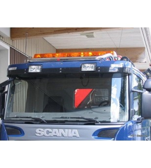 Scania G - serie Roofbar lower cab - 100667 - Roofbar / Roofrails - Unspecified