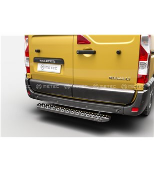 RENAULT MASTER 19+ RUNNING BOARDS VAN TOUR for rear doors pcs - 828014 - Rearbar / Rearstep - Verstralershop