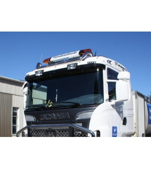 Scania G - serie Roofbar normal cab - 100453 - Roofbar / Roofrails - Unspecified - Verstralershop