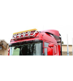 Scania G - serie Roofbar Topline / Highline - 100023 - Roofbar / Roofrails - Unspecified