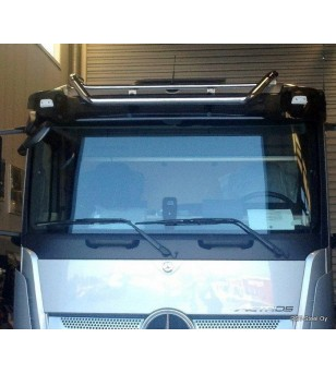 MB ACTROS 2011 - Roofbar ClassicSpace - 1087 - Roofbar / Roofrails - Unspecified