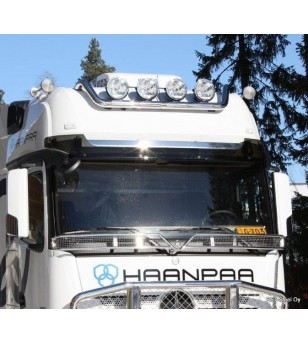 MB ACTROS 2011 - Roofbar V1.0 GigaSpace - 1062 - Roofbar / Roofrails - Unspecified