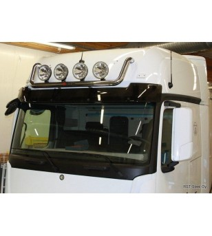 MB ACTROS 2011 - Roofbar V2.0 GigaSpace - 1063 - Roofbar / Roofrails - Unspecified