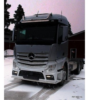 MB ACTROS 2011 - Bumper Bar 2300mm - 100856 - Bullbar / Lightbar / Bumperbar - Unspecified - Verstralershop