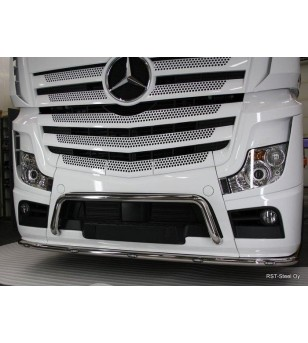 MB ACTROS 2011 - Bumper Bar - 1066 - Bullbar / Lightbar / Bumperbar - Unspecified