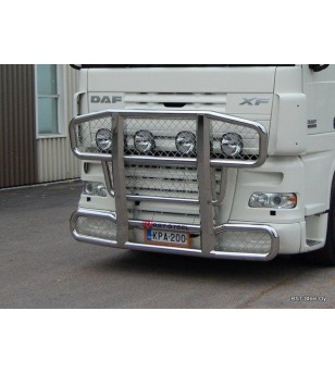 DAF 105XF Frontbar Freeway - 100783 - Bullbar / Lightbar / Bumperbar - RST-STeel - frontbar Freeway