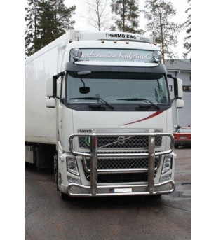 Volvo FH Frontbar Freeway V1.0 - 100814 - Bullbar / Lightbar / Bumperbar - RST-STeel - frontbar Freeway