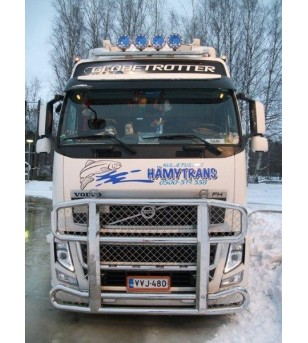 Volvo FH Frontbar Freeway V2.0 - 100805 - Bullbar / Lightbar / Bumperbar - RST-STeel - frontbar Freeway