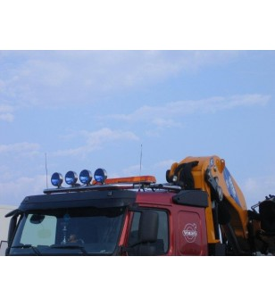 Volvo FH Roofbar Normal cab