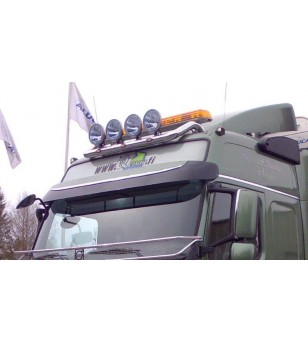 Volvo FH Roofbar V1.0 Globetrotter - 100573 - Roofbar / Roofrails - Unspecified
