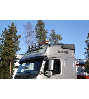 Volvo FH Roofbar V2.0 Globetrotter - 100818 - Roofbar / Roofrails - Unspecified
