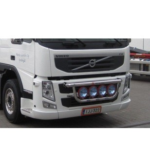 Volvo FM Lightbar V2.0 - 100806 - Bullbar / Lightbar / Bumperbar - Unspecified